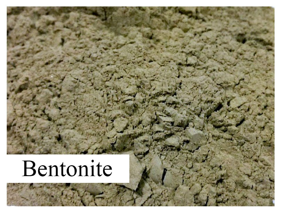 Bentonite ammd company export iran producer