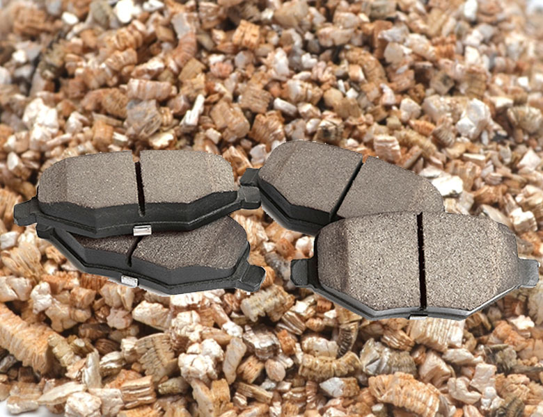 vermiculite brake pad iran producer and supplier vermiculite export